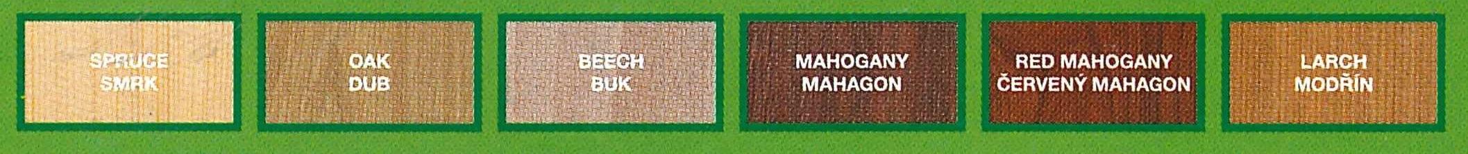 Holz Reparaturstift Set