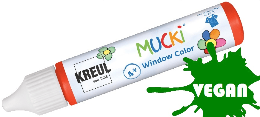 MUCKI Window Color Fenstermalfarbe 29ml Pen