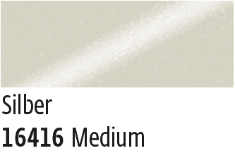 Kreul Porzellanmaler Glasmalstift - Silber Medium