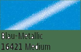 Kreul Porzellanmaler Glasmalstift - Blau Medium
