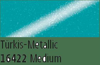 Kreul Porzellanmaler Glasmalstift - Türkis Medium