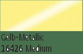 Kreul Porzellanmaler Glasmalstift - Gelb Medium