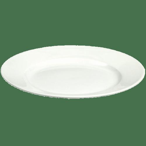 16564 Teller Porzellan Weiß
