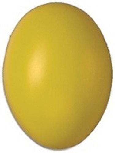 50 Kunststoffeier 60mm Gelb