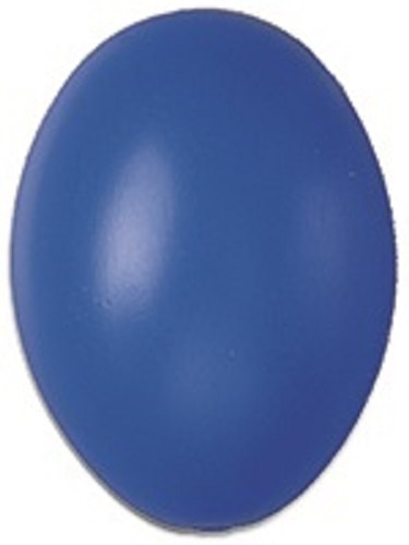 50 Kunststoffeier 60mm Blau