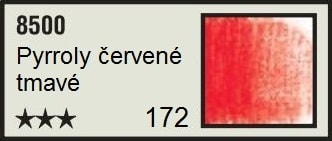Nr. 172 Pyrrole Rot dunkel