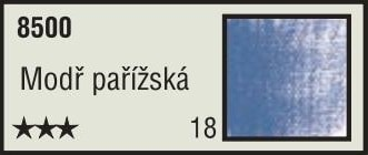 Nr. 18 Pariser Blau