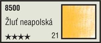 Nr. 21 Neapelgelb