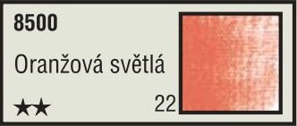 Nr. 22 Orange rötlich
