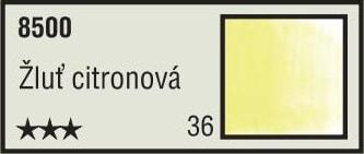 Nr. 36 Limonengelb