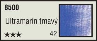 Nr. 42 Ultramarin dunkel