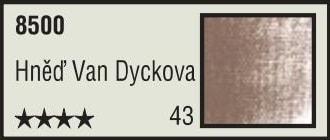 Nr. 43 Van Dyck Braun