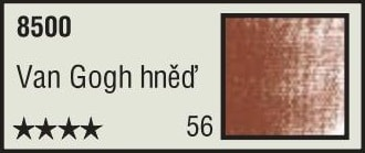 Nr. 56 Van Gogh Braun