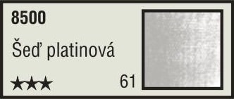 Nr. 61 Platingrau