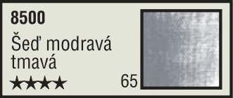 Nr. 65 Blaugrau dunkel