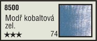 Nr. 74 Kobaldblau grünlich