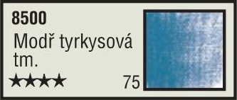 Nr. 75 Türkisblau dunkel