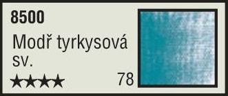 Nr. 78 Türkisblau hell