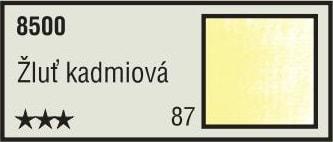 Nr. 87 Kadmiumgelb