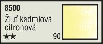Nr. 90 Kadmiumgelb hell