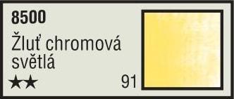 Nr. 91 Chromegelb hell