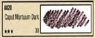 Gioconda Pastellkreidestift Nr.30 Caput Mortuum Dark