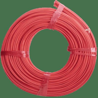 Peddigrohr Flechtmaterial Pink - Rosé, Ø 2,5mm, 250g Rolle