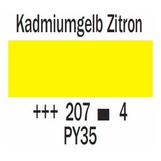 Royal Talens Cobra Artist wasservermischbare Ölfarbe 40ml - Kadmiumgelb Zitron