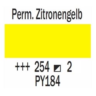 Royal Talens Cobra Artist wasservermischbare Ölfarbe 40ml - Permanent Zitronengelb