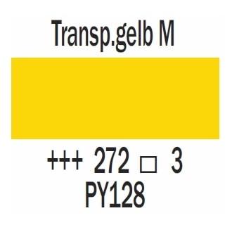 Royal Talens Cobra Artist wasservermischbare Ölfarbe 40ml - Transparent Gelb mittel