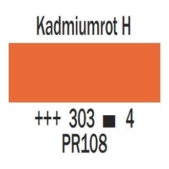 Royal Talens Cobra Artist wasservermischbare Ölfarbe 40ml - Kadmiumrot hell