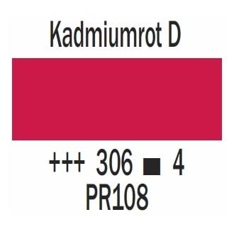 Royal Talens Cobra Artist wasservermischbare Ölfarbe 40ml - Kadmiumrot dunkel
