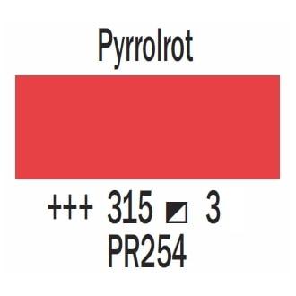 Royal Talens Cobra Artist wasservermischbare Ölfarbe 40ml - Pyrrolrot
