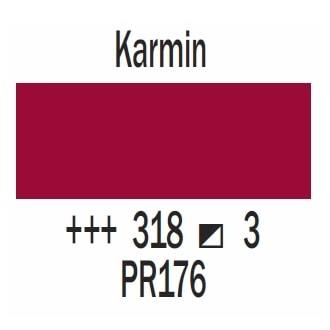 Royal Talens Cobra Artist wasservermischbare Ölfarbe 40ml - Karmin