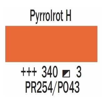 Royal Talens Cobra Artist wasservermischbare Ölfarbe 40ml - Pyrrolrot hell