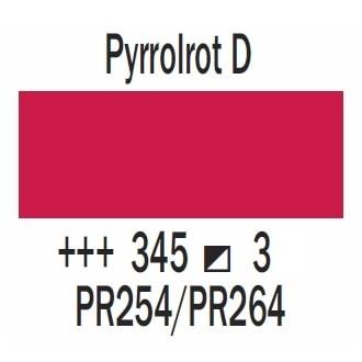 Royal Talens Cobra Artist wasservermischbare Ölfarbe 40ml - Pyrrolrot dunkel