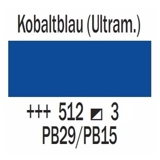 Royal Talens Cobra Artist wasservermischbare Ölfarbe 40ml - Kobaltblau Ultramarin