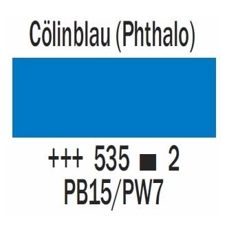 Royal Talens Cobra Artist wasservermischbare Ölfarbe 40ml - Cölinblau Phthalo