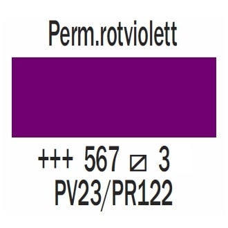Royal Talens Cobra Artist wasservermischbare Ölfarbe 40ml - Permanent Rotviolett