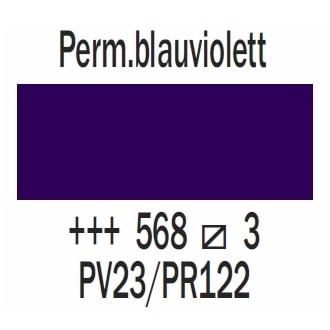Royal Talens Cobra Artist wasservermischbare Ölfarbe 40ml - Permanent Blauviolett