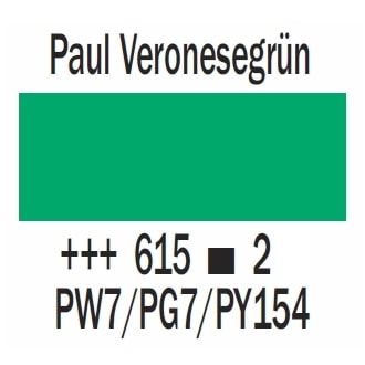 Royal Talens Cobra Artist wasservermischbare Ölfarbe 40ml - Paul Veronese Grün