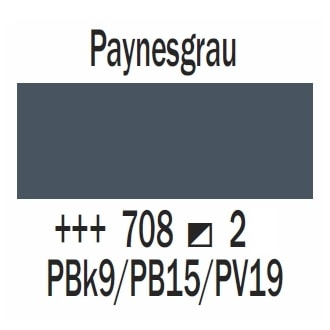 Royal Talens Cobra Artist wasservermischbare Ölfarbe 40ml - Paynesgrau