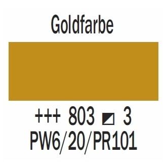 Royal Talens Cobra Artist wasservermischbare Ölfarbe 40ml - Goldfarbe