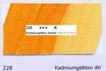 228 Kadmiumgelbton dunkel