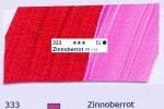 333 Zinnoberrot