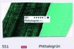 551 Phthalogrün