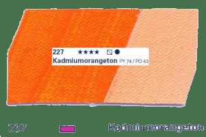 Schmincke Akademie Acryl - 60ml - 227 Kadmiumorangeton