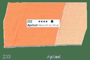 Schmincke Akademie Acryl - 60ml - 232 Apricot