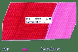 Schmincke Akademie Acryl - 60ml - 340 Karminrot