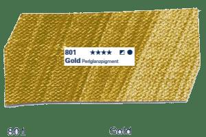 Schmincke Akademie Acryl - 60ml - 801 Gold